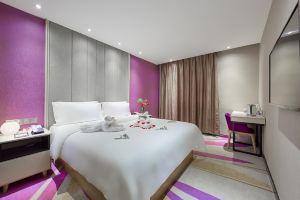 丽枫酒店(广州正佳广场店)商务大床房4小时