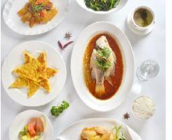 三亚亚龙湾喜来登度假酒店-海南风味超值中式套餐
