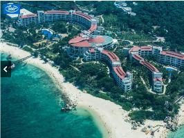 三亚蜈支洲岛珊瑚酒店-珊瑚尊雅海景房+乐玩套餐