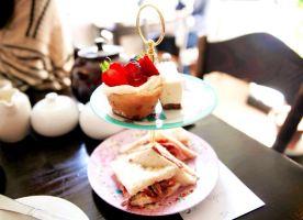 北京金茂万丽酒店(【R-Bar】双人草莓下午茶)