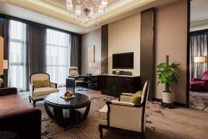 南京万达嘉华酒店亲子豪华套房+晚餐