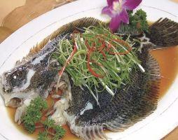 上海园林格兰云天大酒店太极名厨中餐厅8-10人餐