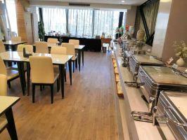 秋果酒店(北京望京798艺术区店)早餐