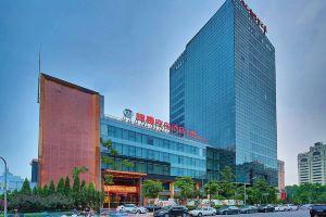 辉腾商务酒店(北京工体店)(无窗精品大床房)