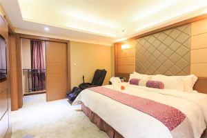 海富丽景酒店(长沙南门口地铁站店)-休闲套房