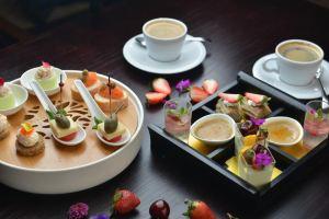 【美食狂欢节专享】广州花园酒店(大堂吧-悠然下午茶)