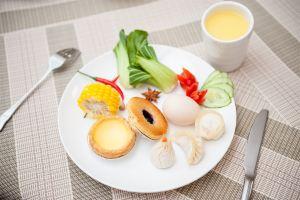 鱼珠湾酒店(广州琶洲会展店)单人中式自助早餐