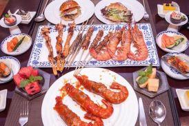 北京五洲大酒店晚餐自助