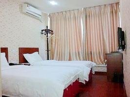 上海天悦商务宾馆-标准双人房[无早]