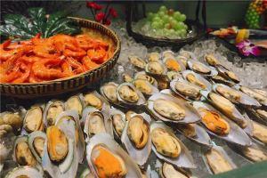 杭州紫金港国际饭店(单人自助晚餐)