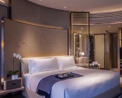 北京三里屯通盈中心洲际酒店【单早提前约】高级豪华房