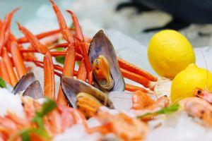 汉中田园酒店菲斯特西餐厅海鲜自助