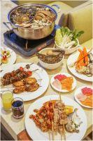 上海浦东绿地假日酒店(海鲜自助晚餐)