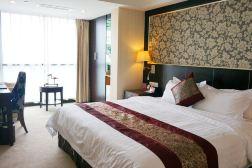 武汉兆瑞国际大酒店(【提前1天预订】商务大床房)
