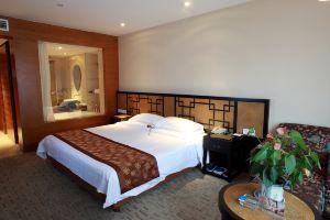 黄山新安山庄园林酒店(【含早】A楼园林大床房)