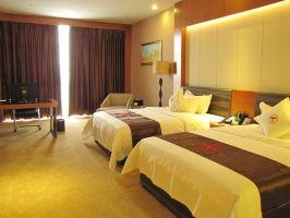 维也纳酒店(广州南站汉溪长隆景区店)(【含早】豪华家庭双床房+双人欢乐世界票)