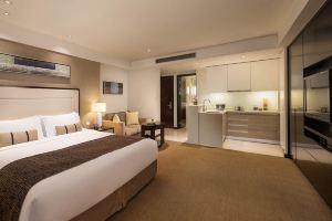 杭州奥克伍德国际酒店公寓(提前3天预约-豪华公寓房+双早)