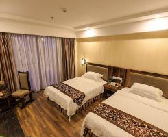 海岸线度假酒店(涠洲岛形象店)【含早】岛景双床房