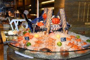 上海金桥红枫万豪酒店都会尚膳餐厅午餐-第二人折扣券