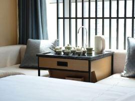 山水S酒店(北京马连道店)(【携程专享】豪华大/双床房3小时+单人自助)