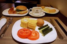 迎商酒店(广州环市路淘金地铁站店)(自助早餐1位)