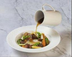 北京中国大饭店阿丽雅三道式午餐套餐