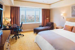 北京瑞吉酒店(【提前一天预约】豪华房+双早+下午茶)