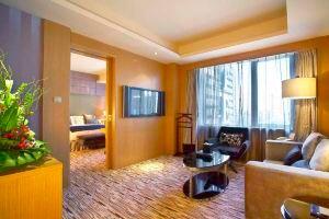 北京中康国际酒店(【限时抢购・双早】豪华套房)