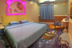广州亚特兰酒店(BIBI大床房+长隆野生动物园家庭套票)