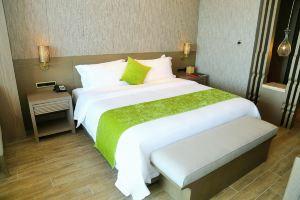 青岛红树林度假世界(珊瑚酒店)(高级房+双人下午茶