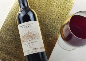 北京生命湖酒店【丹世红酒庄】2015精选干红葡萄酒
