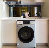 林夕居酒店公寓(长沙五一广场地铁站店)自助洗衣机