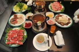 洛阳雅香金陵大饭店-雅香金陵牛排火锅自助餐