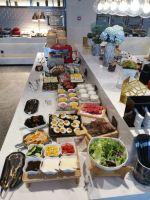 南京南站亚朵酒店单人自助早餐