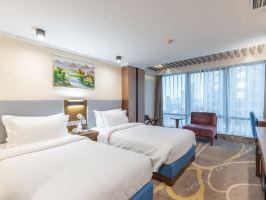【特价含早】大连渤海明珠酒店(明珠高级双床房/大床房)
