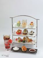 武汉马哥孛罗酒店英伦下午茶双人套餐