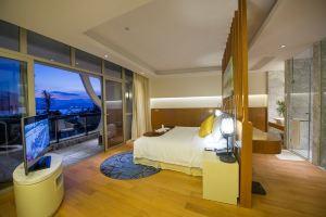 蜈支洲岛珊瑚酒店珊瑚尊雅海景房+美食套餐