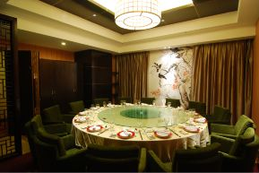 合肥浙商瑞雅国际酒店(中餐厅-中式2人套餐1份)