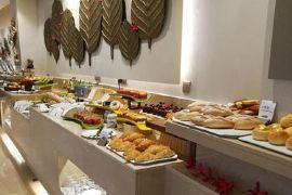 三亚金莎�B唐酒店(中西自助成人早餐+入住升一级【美味狂欢价】)