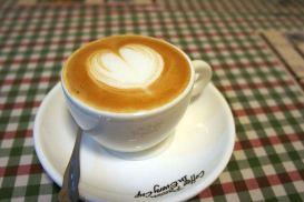 �捶染频辏ㄎ浜捍笾锹返辏�-拿铁咖啡一杯