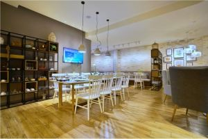 馨庐花园酒店(上海国际旅游度假区店)(堂食中西式精选早餐)
