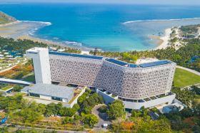 三亚半山半岛洲际度假酒店(豪华房+下午茶+旅拍+亲子活动)