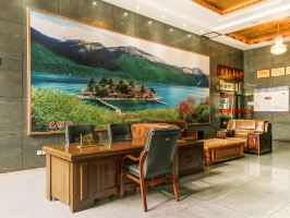 林芝宾馆茶水瓜子水果下午茶