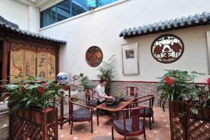 青岛黄海饭店下午茶