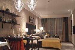 亚布力亚布洛尼酒店(标准间+含双早+两住两滑-2晚