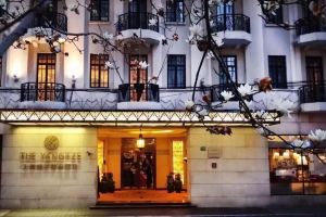 上海扬子精品酒店(瑰丽大床房+极光TV巨幕影院套餐)