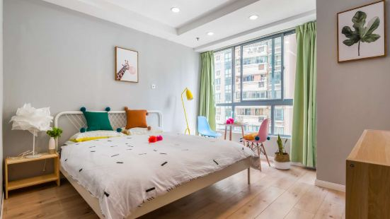 Beishe Apartment (Shanghai People's Square Joy City)