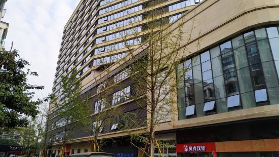 Shangli Yuanshe Apartment Hotel(Chunxi Road Taikoo Li)