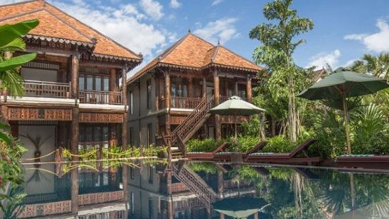 Java Wooden Villa & Residence