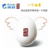 联劝公益 一个鸡蛋捐赠